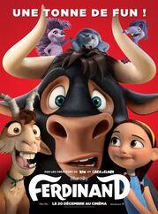 Ferdinand : Affiche