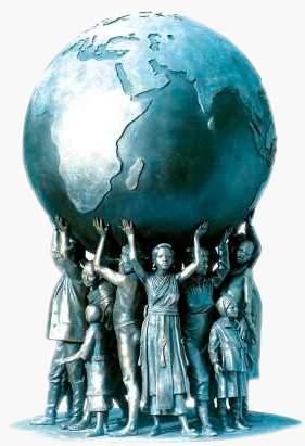 Mondialisation et heureuse sont des mots qui ne vont vraiment plus ensemble ...