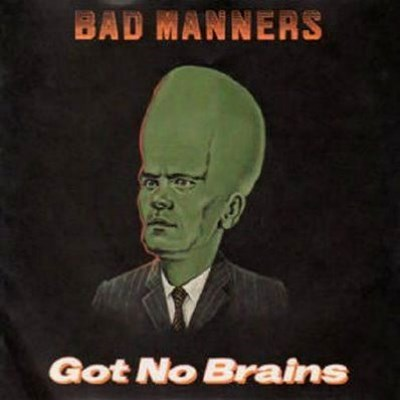 Bad Manners - Got No Brains - 1982