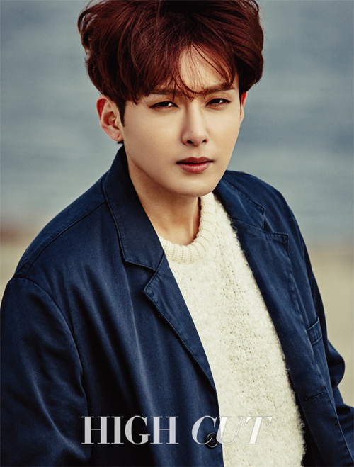 Ryeowook pour High Cut