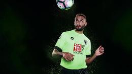Acheter Nouveau Maillot de foot troisième Bournemouth pas cher 2017