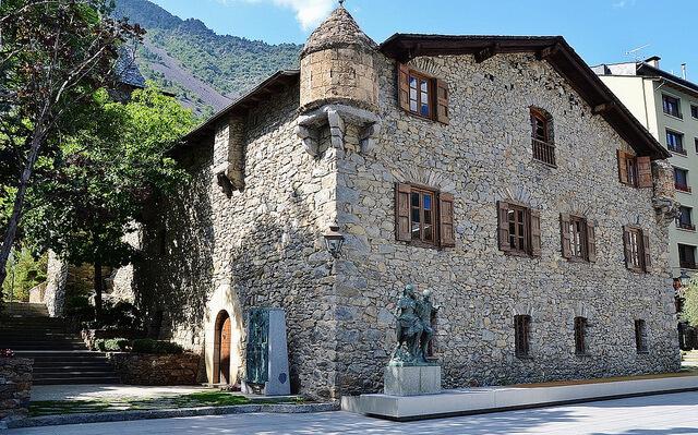 Casa de la Vall, Andorre