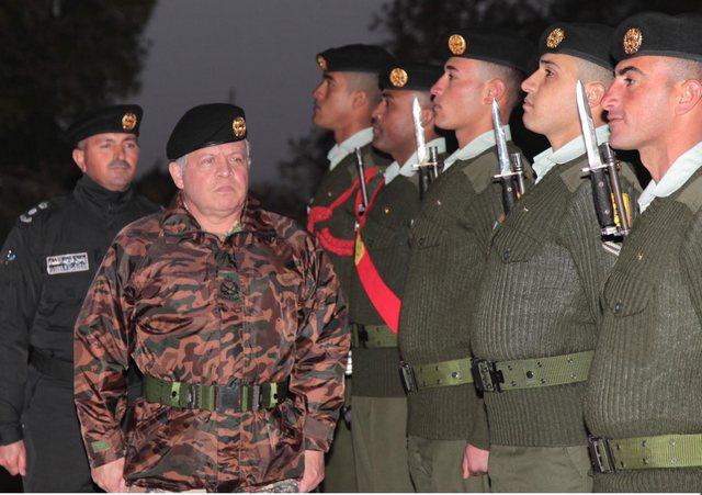 Le roi à l'armée