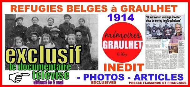 - Réfugiés belges : le documentaire