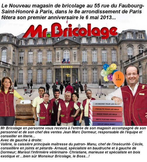 Bilan de l'intervention télévisée de François Hollande !