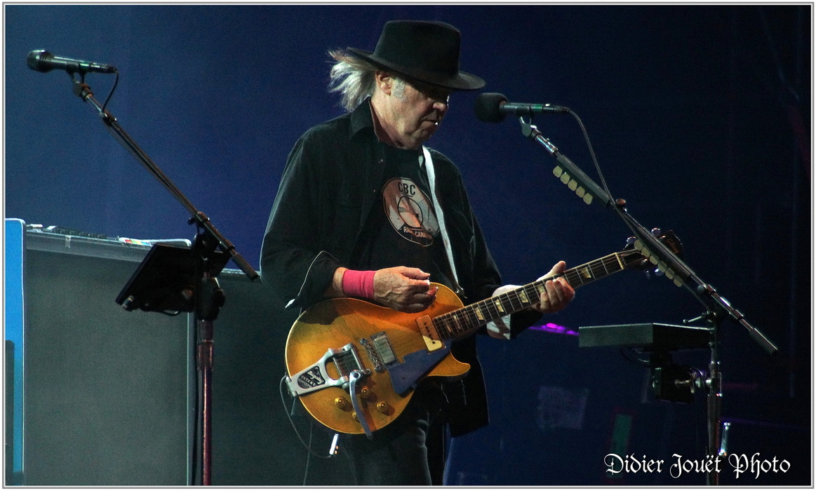 Neil Young / Vieilles Charrues 2013