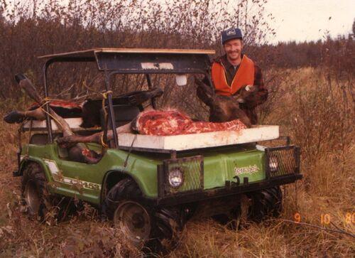 La chasse et pèche