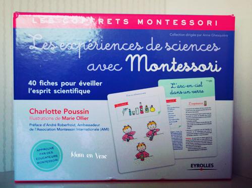 Inviter Montessori à la maison