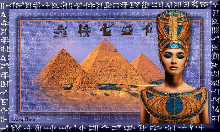 Voyage en Egypte