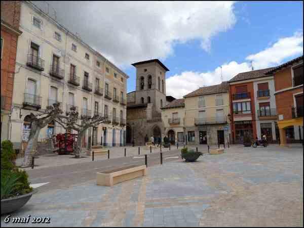 (J32) Cazaldilla de la Cueza / Villalcazar de Sirga 6 mai 2012 (1)
