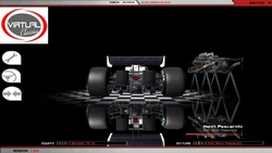 Team Norev Racing - Surtees TS-19 - Ford Cosworth DFV V8 3.0