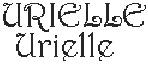 Dictons de la Ste Urielle + grille prénom  !
