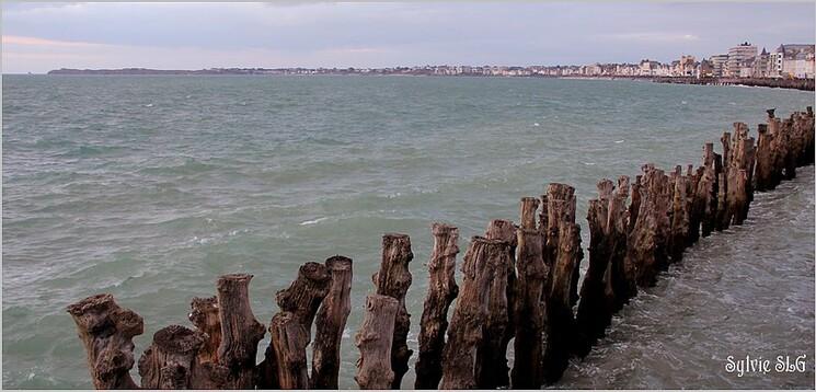 St Malo - Grandes marées
