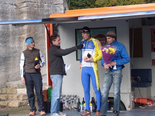 Beaulieu  3 éme Manche Trophée oxcitane 2013