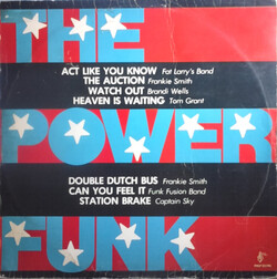 V.A. - The Power Funk - Complete LP