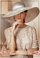 Femmes chapeaux