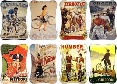 Cartonnettes - La Bicyclette !