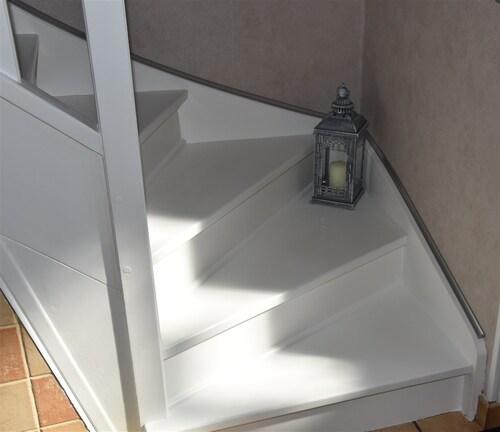 Rénovation escalier (suite)...