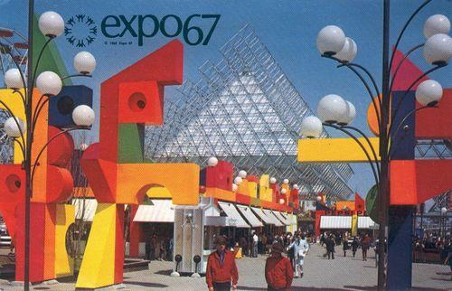 Québec 1967 : 3 - l'expo