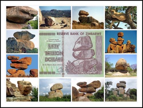 Des rochers qui balancent