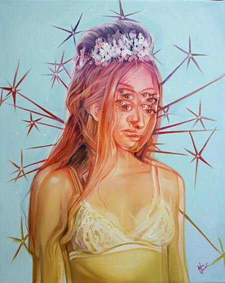 ➤ Un peu d'art #4 - Alex Garant