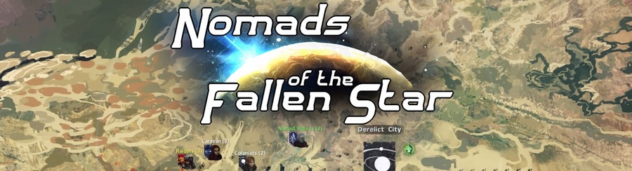 SORTIE : Nomads of the Fallen Star*