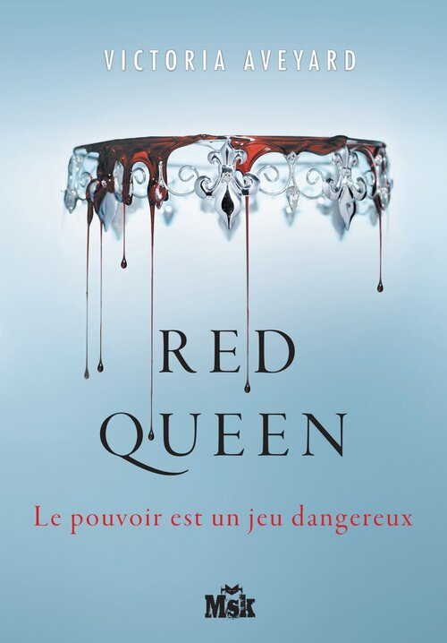 Red Queen, tome 1 à 3