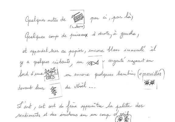 Des émoticones pour écrire : les émothistoires