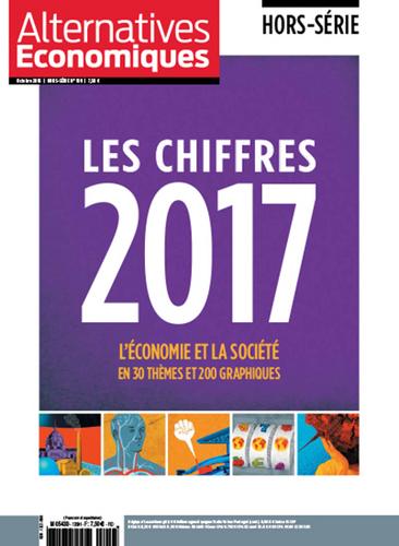 Alternatives économiques, Les chiffres 2017, hors-série, octobre 2016