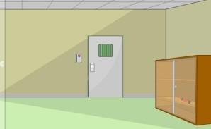 Strange lab escape