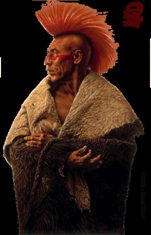 Tube Indien Pawnee