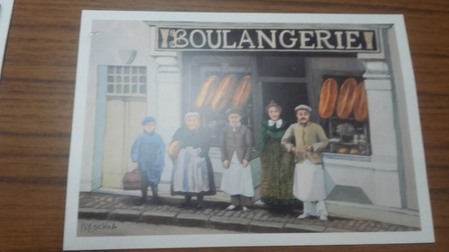 cartes postales envoyees