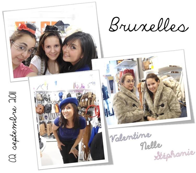 ღ Journée à Bruxelles [ Part 1 ]