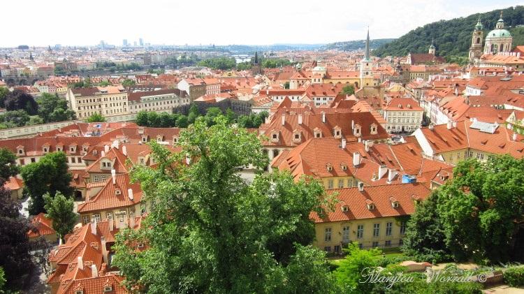 Prague : Capitale de la République tchèque