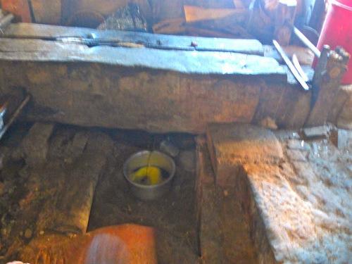 fabrication de l'huile de moutarde