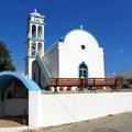 Voyage en Crète - La petite chapelle de Kolymbari