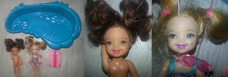 Identifications de poupées/têtes/corps