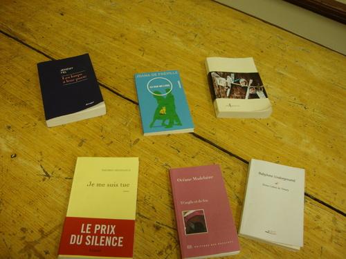 SOIREE DE LANCEMENT LIVRE POURPRE 2015