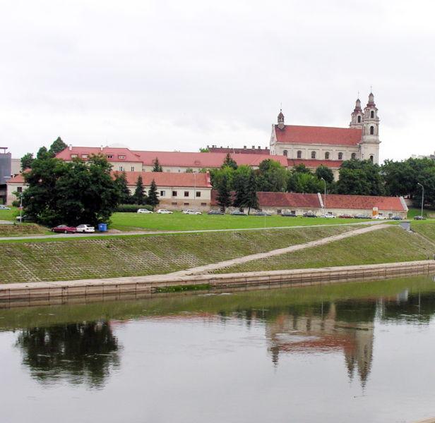 Blog de lisezmoi : Hello! Bienvenue sur mon blog!, La Lituanie : Vilnius