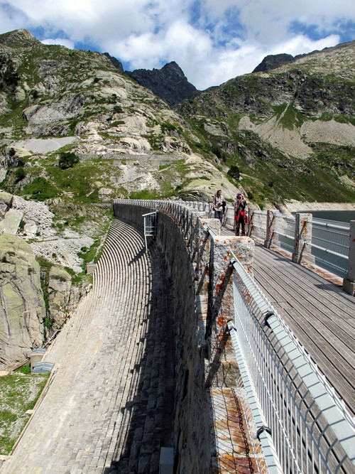 Barrage d'Artouste
