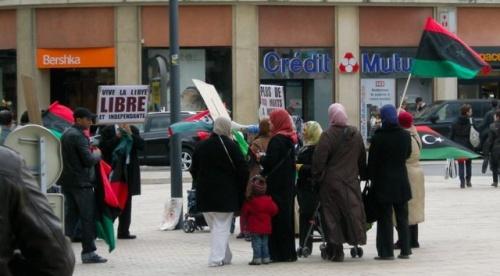 Pour la Libye libre et indépendante (6 avril 2011)