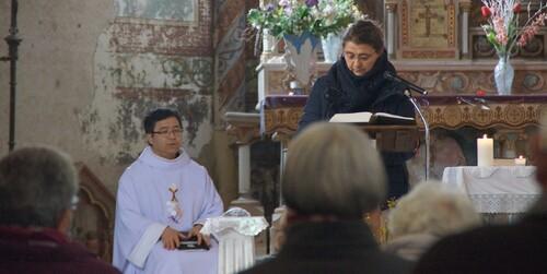 St Joseph fêté à Chambérat