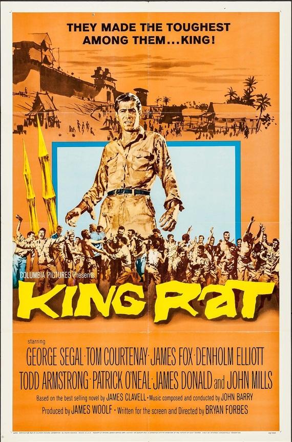 KING RAT BOX OFFICE USA 1965