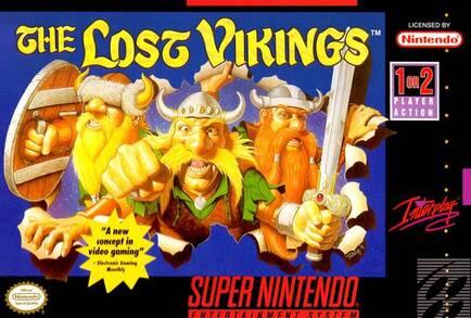 The Lost Vikings 7.5/10