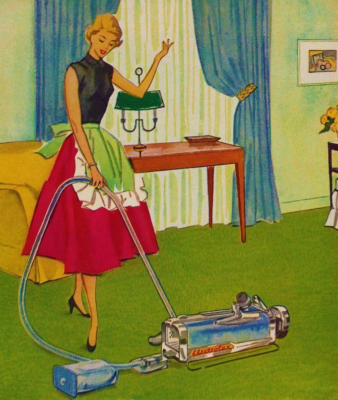 Electroluxe 1952