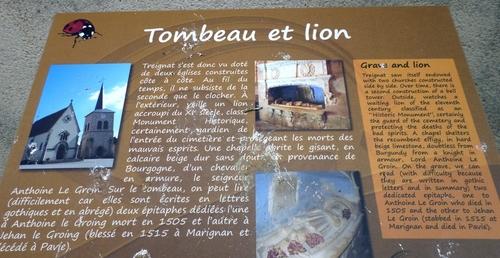 église de Treignat