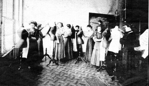 L'institution Jeanne d'Arc ouvrait ses portes en 1888