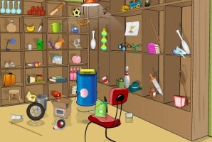 Hidden objects - Store room