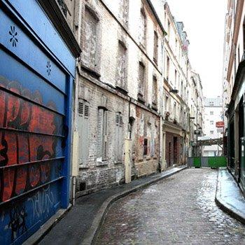 dans cette rue se dressait autrefois le gibet de montfaucon