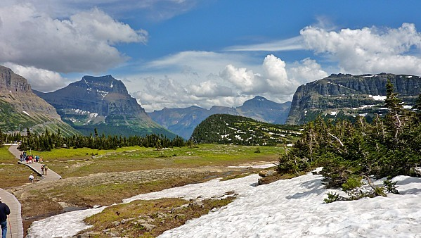 Jour 12 Glacier Hidden Lake trail 2
